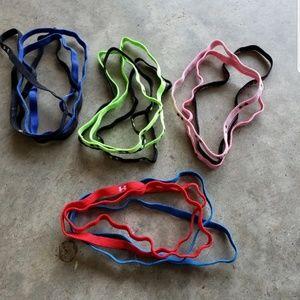 Lot of 15 Under Armour Headbands